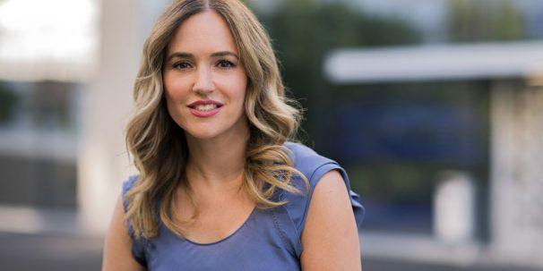'Moderatorin: Patrizia Laeri